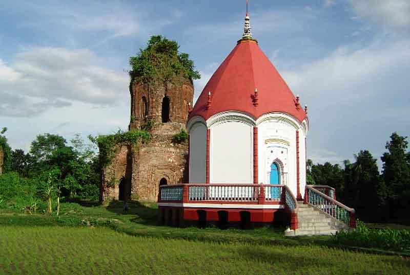 Image result for নলডাঙ্গা মন্দির