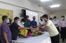 প্রাণ ফিরেছে শাহজালাল বিজ্ঞান ও প্রযুক্তি বিশ্ববিদ্যালয়ে